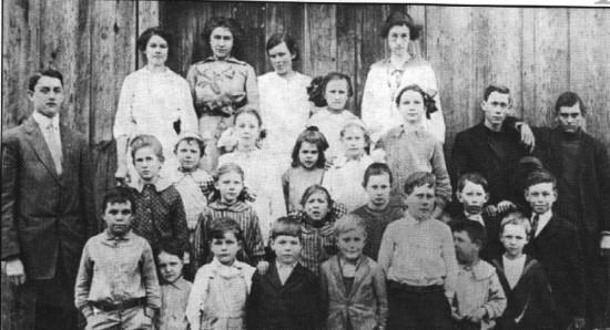 Galla Creek School
