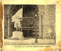 1893 Columbian Exposition Entrance