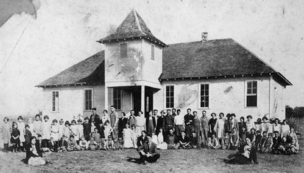 Lanty School 1923