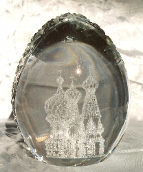 Crystal Egg - $20