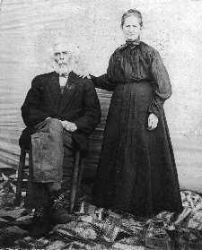 Dave and Kate in 1900