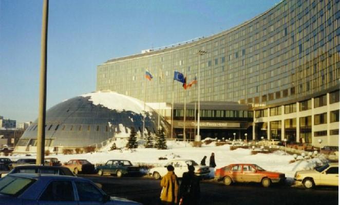 Olympic Penta Hotel