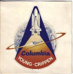 Shuttle STS=1 Emblem