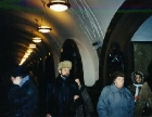 Moscow Subway Travelers