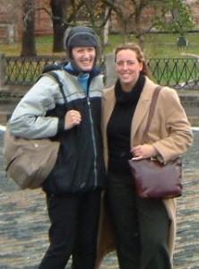 Jemma and Friend
