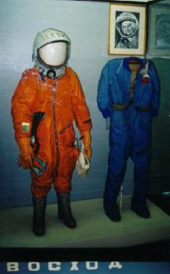 Voskhod Flight Suit