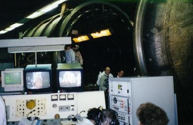 Space Test Chamber
