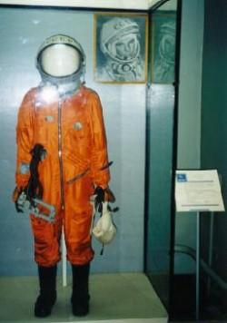 Earlier Space Suit