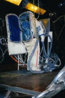 Refurbished Orlan Space Suit