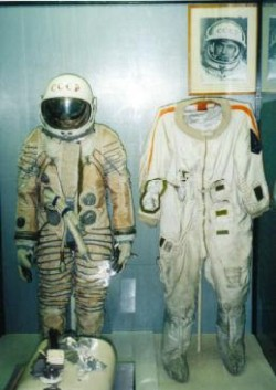 Soyuz Flight Suit