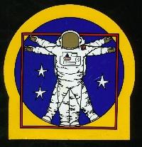 Shuttle EMU Emblem