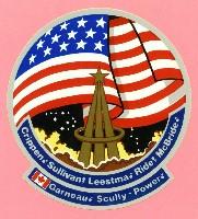 STS-41G Emblem